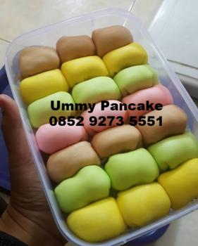 pancake durian jogja